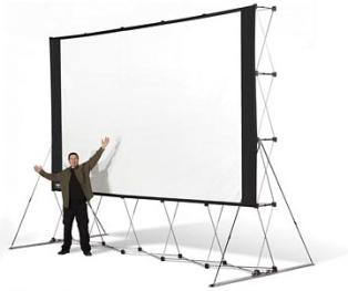 Big screen hire sydney